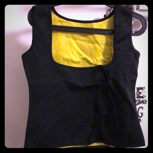 Exercise sweat vest size L/XL